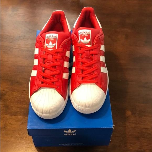 hot sale online 10276 a90fd Adidas Superstar Foundation